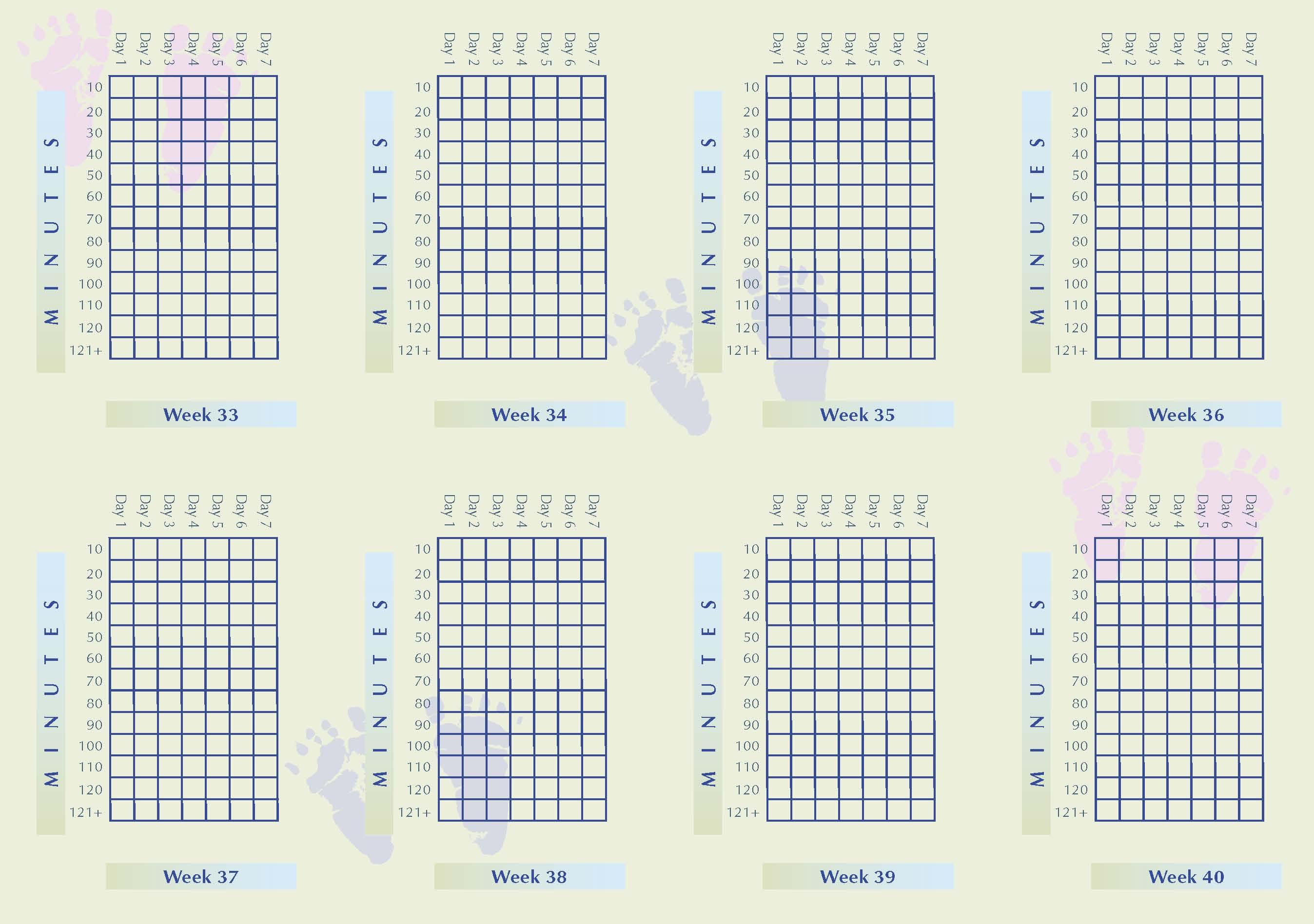 worksheet Counting Chart my kicks count chart 1